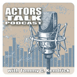 Actors Talk Podcast Logo