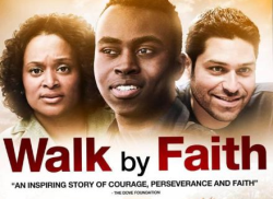 WALK BY FAITH POSTER