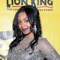 Chantel Riley actress the lion king